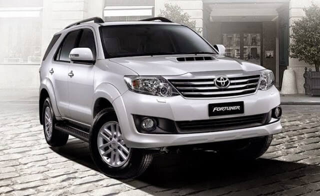 Toyota Fortuner 2015 (xe lắp ráp)