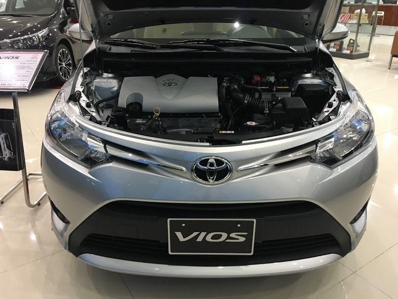 dong co toyota vios 2016