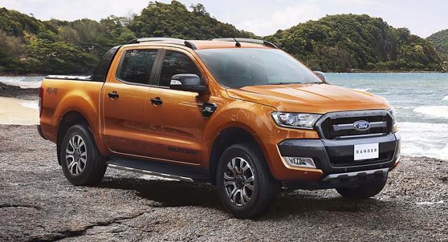 Ford Ranger 2017 XLS 4x2 MT