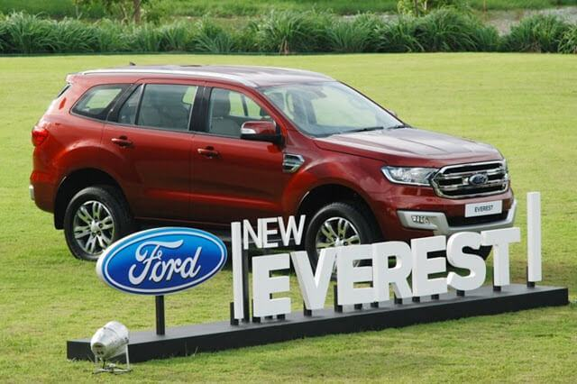 ford everest 2017 danh gia xe