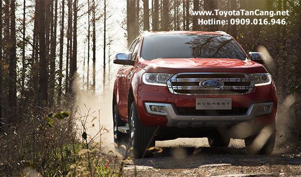 ford everest 2016 titanium