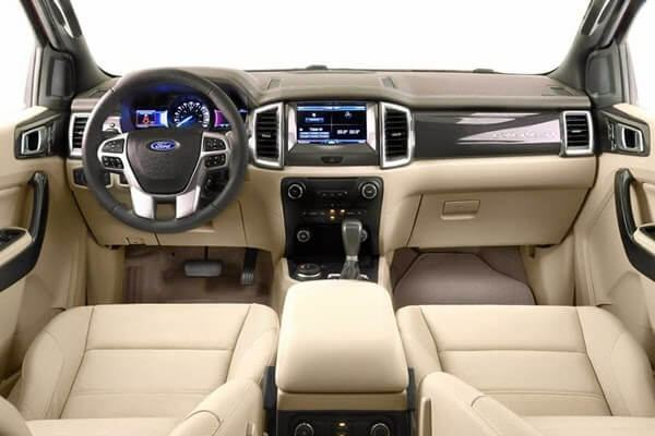 ford everest 2017 noi that
