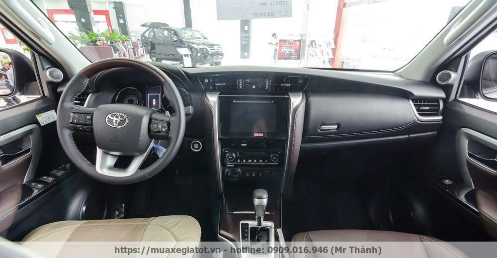 toyota fortuner 2017 noi that xe fortuner may xang hai cau