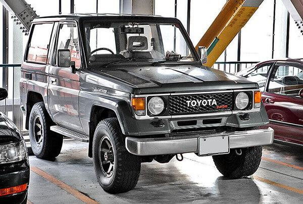 Toyota Land Cruiser 70 Light 2.4 Turbo Diesel ( LJ71G )