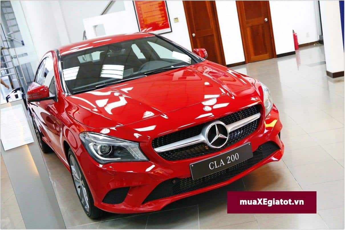 Mercedes Benz CLA200 2017