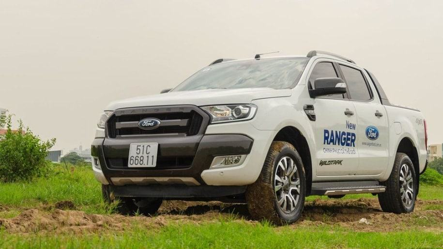 ford ranger wildtrak 2017 ngoai that