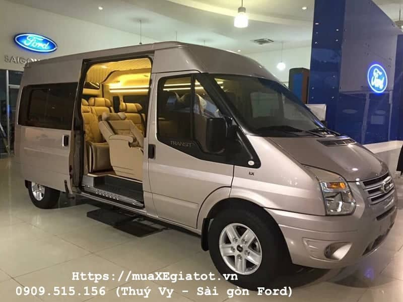 Ford Transit Limousine 2017 - 2018