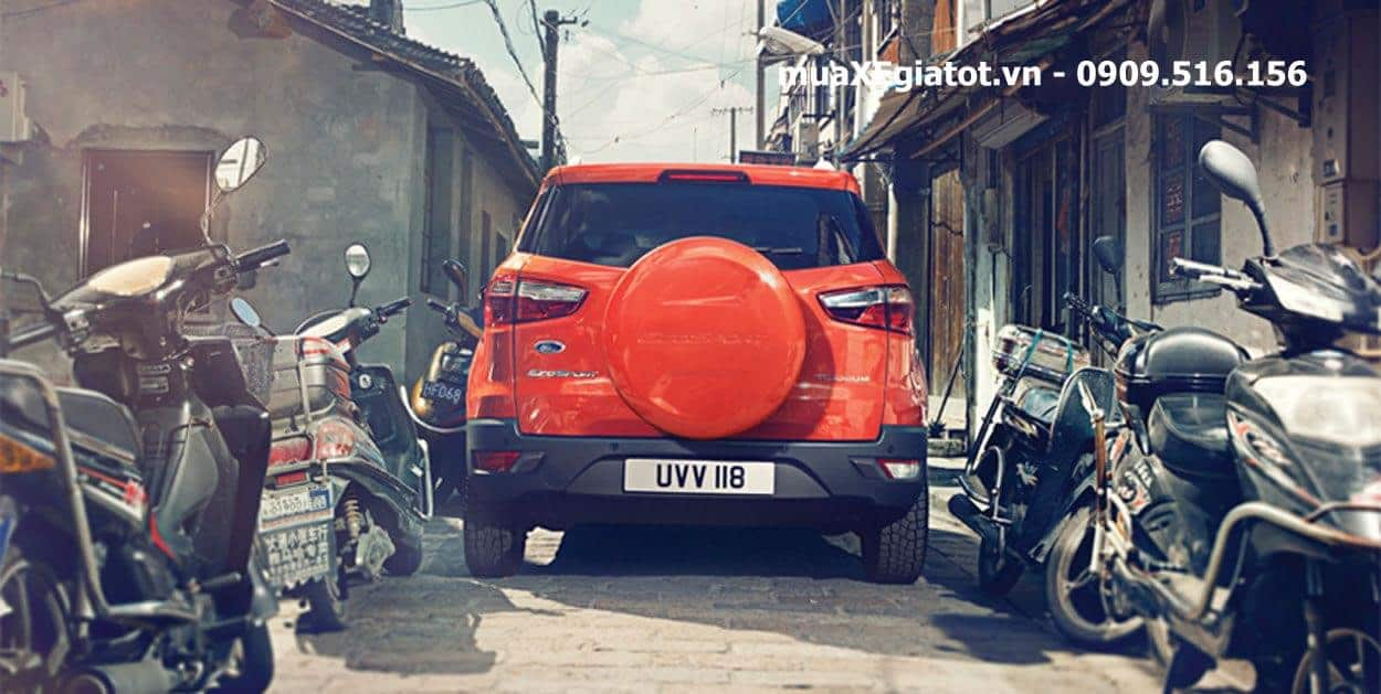 duoi xe ford ecosport 2017