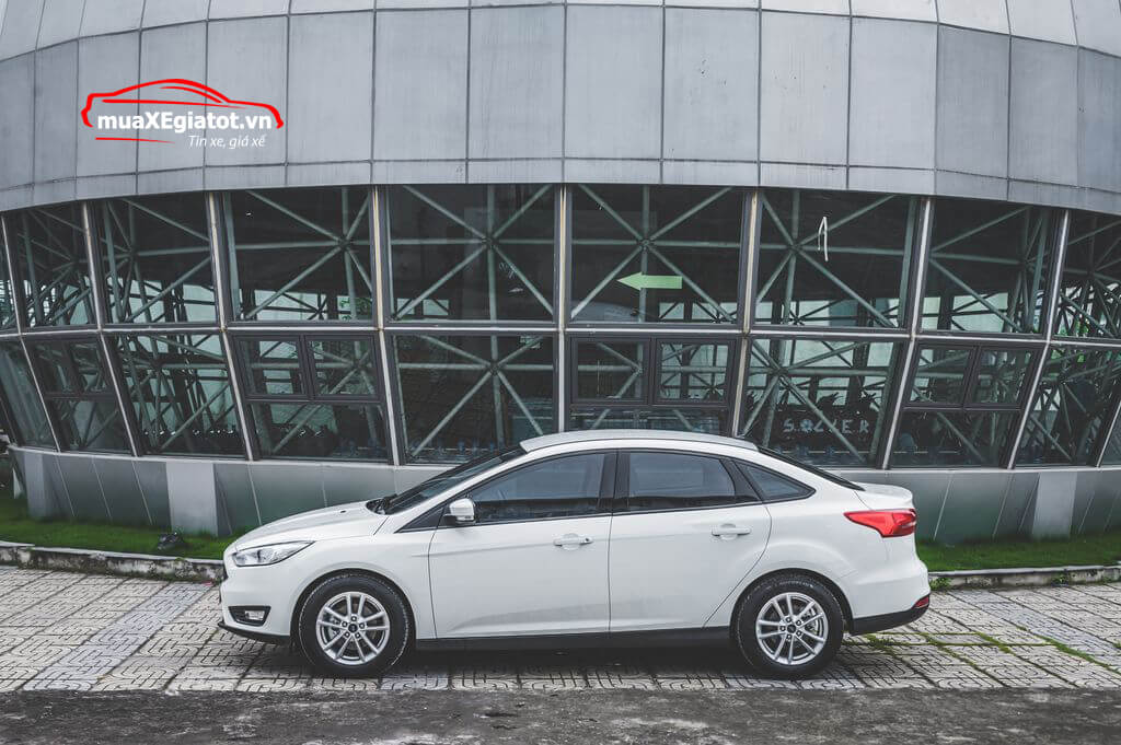 Ford Focus Trend 2017 1.5 Ecoboost