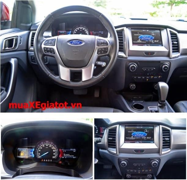 noi that xe ford everest 2017