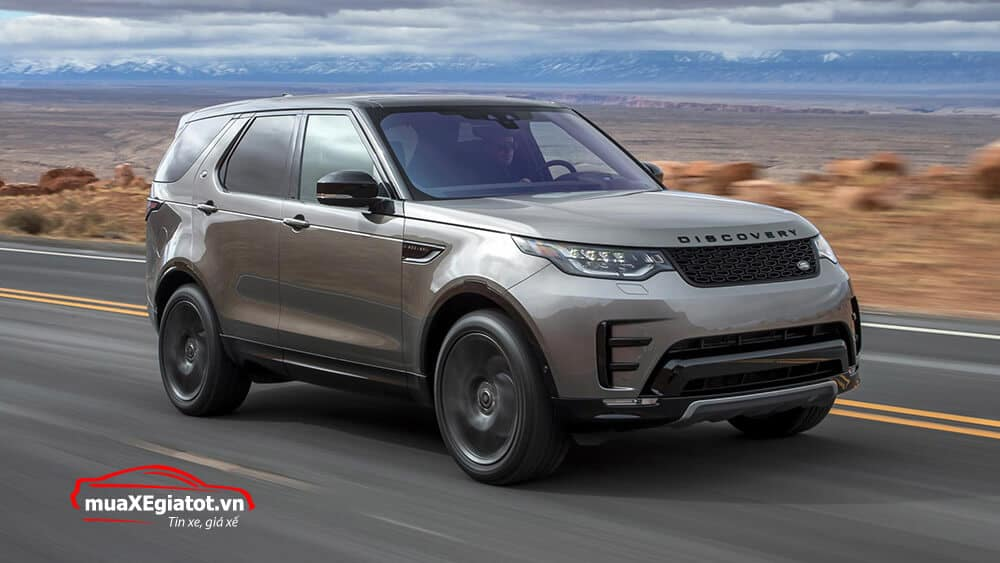Giá xe Land Rover Discovery 2018