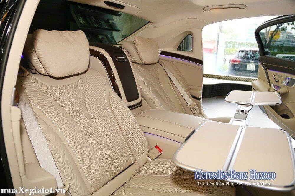 mercedes maybach S 400 4matic 11 result - Trải nghiệm Mercedes-Maybach S400 tại Việt Nam - Muaxegiatot.vn