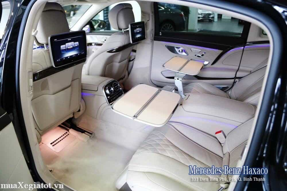 mercedes maybach S 400 4matic 12 result - Trải nghiệm Mercedes-Maybach S400 tại Việt Nam - Muaxegiatot.vn