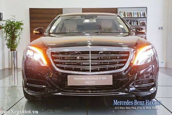 mercedes maybach S 400 4matic 14 result -  - Trải nghiệm Mercedes-Maybach S400 tại Việt Nam