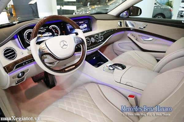 mercedes maybach S 400 4matic 20 result - Trải nghiệm Mercedes-Maybach S400 tại Việt Nam - Muaxegiatot.vn