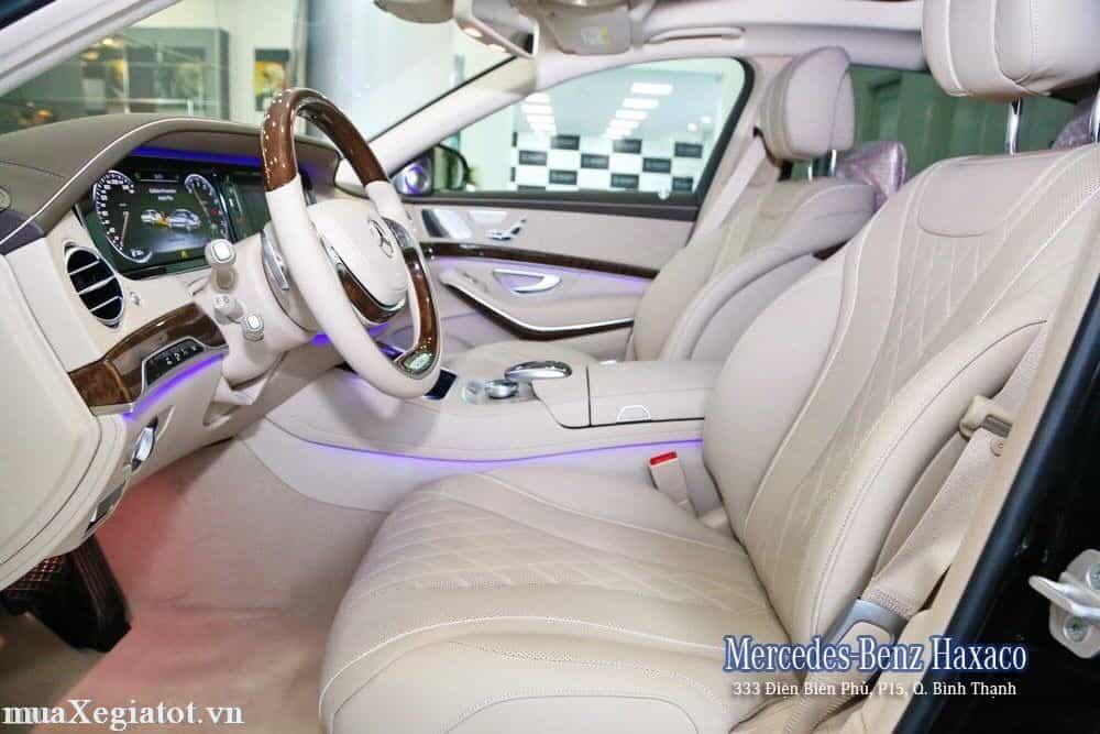 mercedes maybach S 400 4matic 2 result -  - Trải nghiệm Mercedes-Maybach S400 tại Việt Nam
