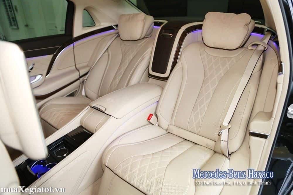 mercedes maybach S 400 4matic 4 result - Trải nghiệm Mercedes-Maybach S400 tại Việt Nam - Muaxegiatot.vn