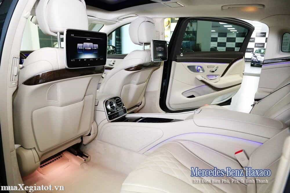 mercedes maybach S 400 4matic 5 result -  - Trải nghiệm Mercedes-Maybach S400 tại Việt Nam
