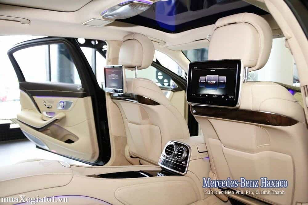 mercedes maybach S 400 4matic 6 result - Trải nghiệm Mercedes-Maybach S400 tại Việt Nam - Muaxegiatot.vn
