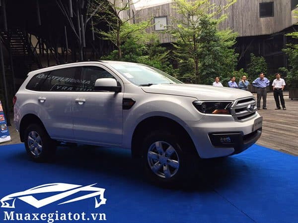 Ford Everest Ambiente