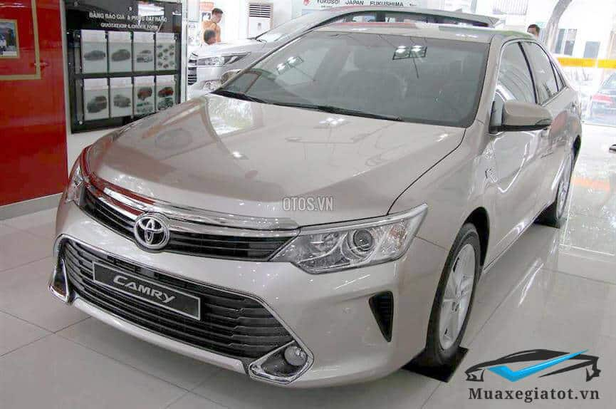 camry 2 5g 2017 2018 8 muaxegiatot vn - Giá xe Toyota Camry mới nhất T1/2018 [Camry 2017 - Camry 2018] - Muaxegiatot.vn