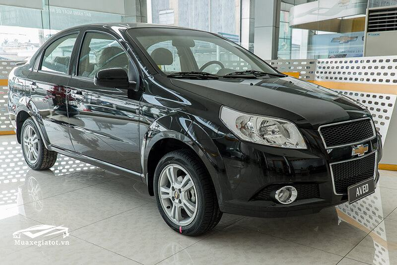 than xe chevrolet aveo 2018