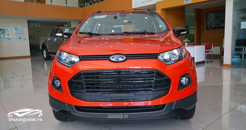 Ford EcoSport Titanium Black Edition 2018 1.5L AT (Đầu xe)