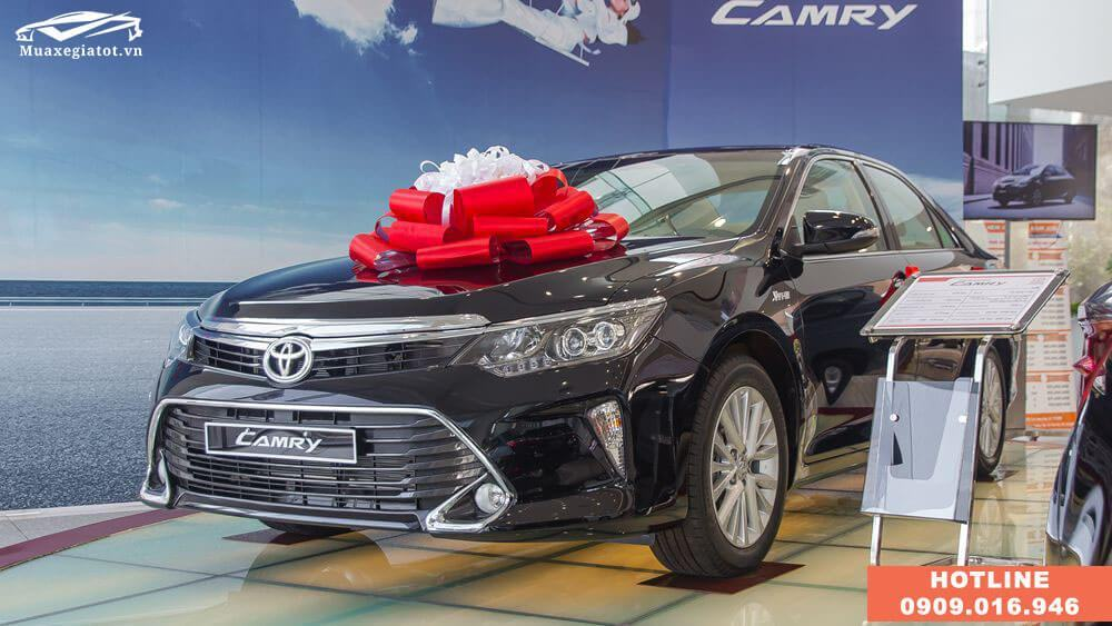 toyota camry 2018 Muaxegiatot vn  5546 085409 - Giá xe Toyota Camry mới nhất T1/2018 [Camry 2017 - Camry 2018] - Muaxegiatot.vn