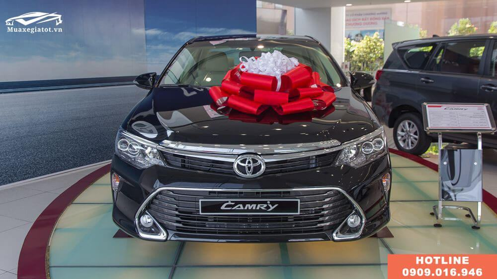 toyota camry 2018 Muaxegiatot vn  5548 165156 - Giá xe Toyota Camry mới nhất T1/2018 [Camry 2017 - Camry 2018] - Muaxegiatot.vn