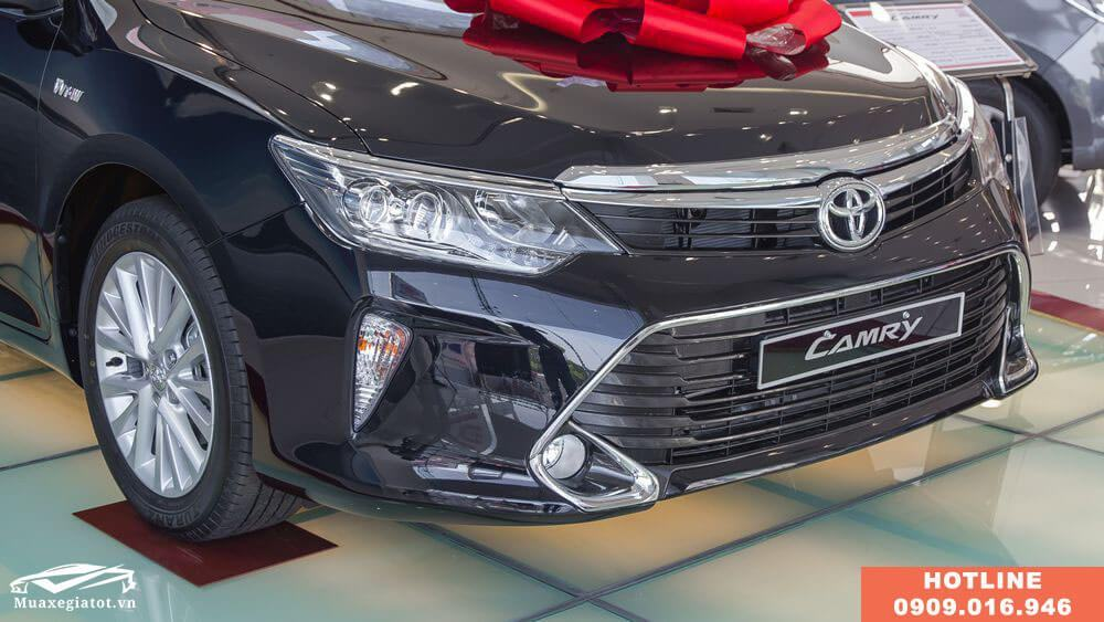 toyota camry 2018 Muaxegiatot vn  5551 165406 - Giá xe Toyota Camry mới nhất T1/2018 [Camry 2017 - Camry 2018] - Muaxegiatot.vn