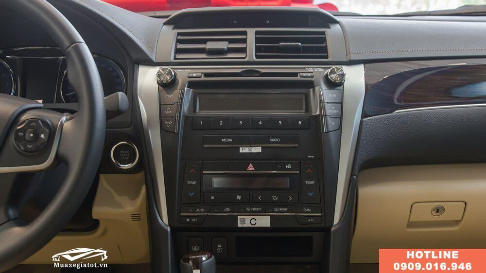 toyota camry 2018 Muaxegiatot vn  5577 084737 - Giá xe Toyota Camry mới nhất T1/2018 [Camry 2017 - Camry 2018] - Muaxegiatot.vn