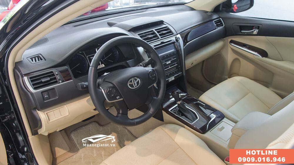 toyota camry 2018 Muaxegiatot vn  5603 170414 - Giá xe Toyota Camry mới nhất T1/2018 [Camry 2017 - Camry 2018] - Muaxegiatot.vn