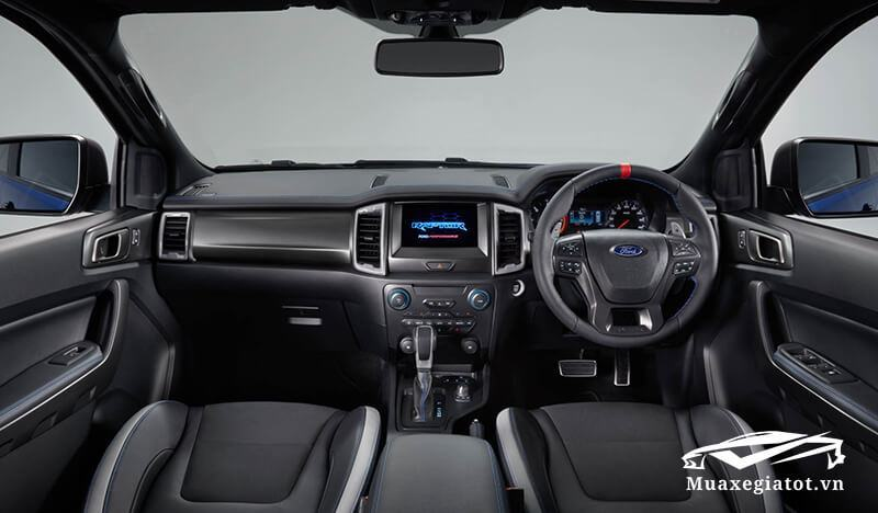 ford ranger raptor 2019 noi that xe