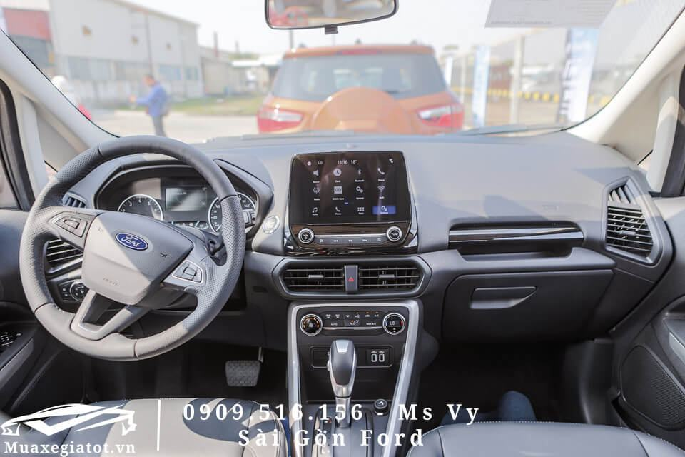 Ford Ecosport 2018 - Nội thất xe