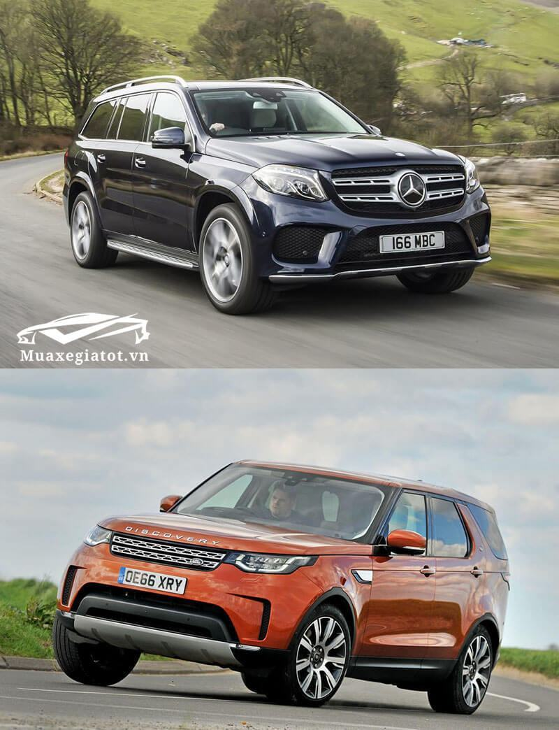 So sánh Mercedes GLS và Land Rover Discovery Muaxegiatot.vn 13