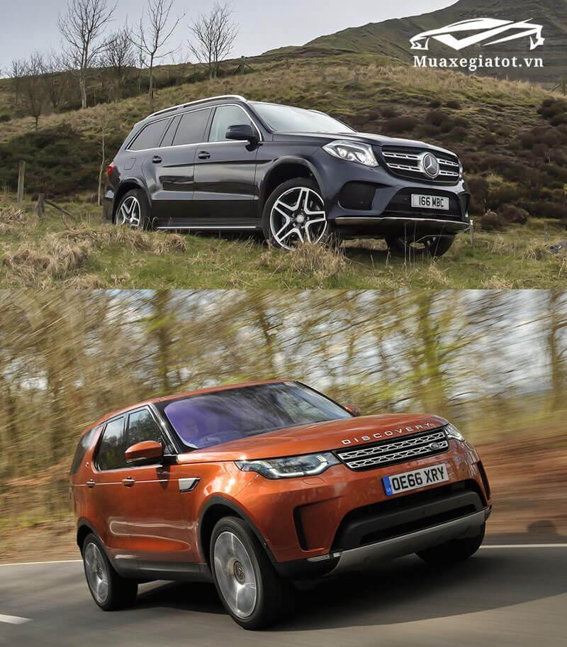 So sánh Mercedes GLS và Land Rover Discovery Muaxegiatot.vn 14