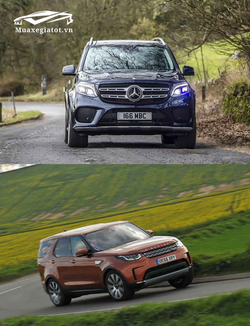 So sánh Mercedes GLS và Land Rover Discovery Muaxegiatot.vn 17