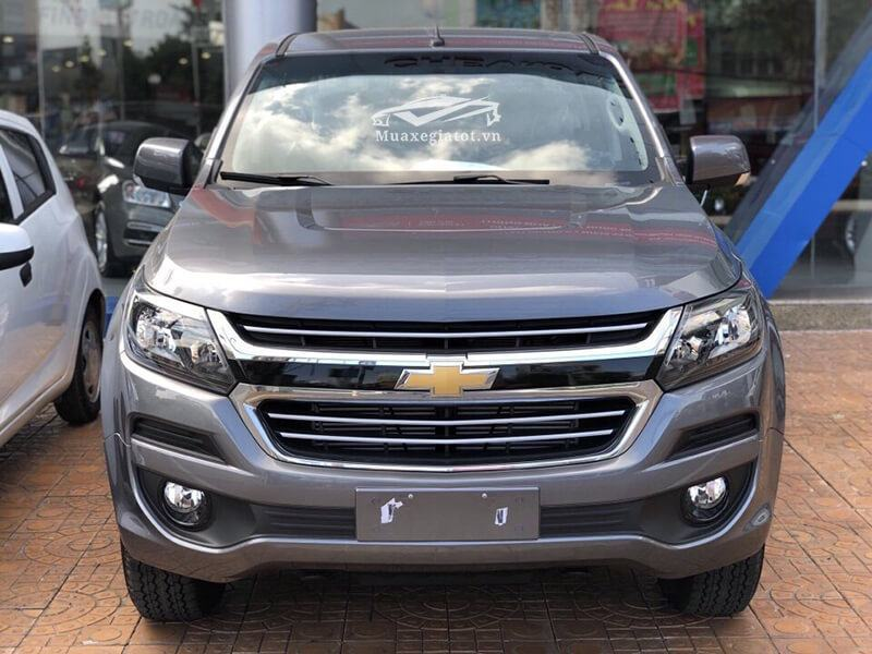 dau xe chevrolet colorado 2.5 so tu dong 1 cau