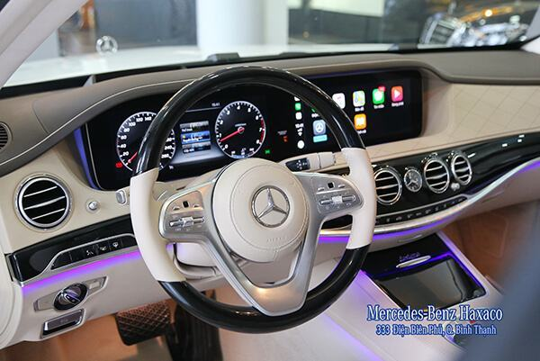 mercedes s450 luxury noi that xe