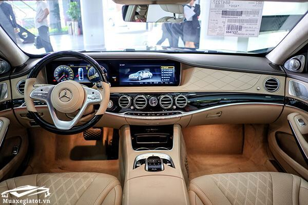 mercedes maybach s450 4matic noi that xe