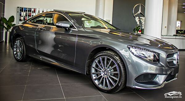 ngoai that xe mercedes s500 4matic coupe