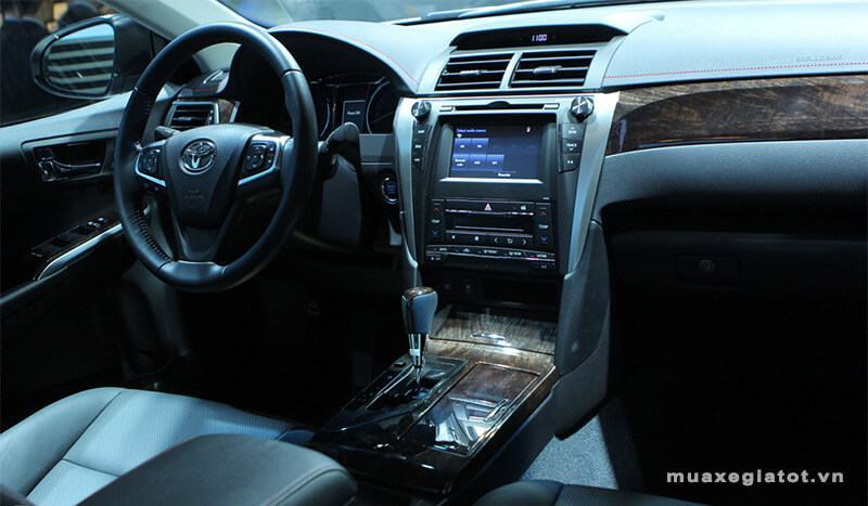 noi that xe toyota camry 2015