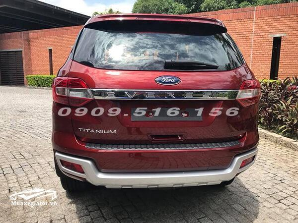 ford everest 2019 titanium 2.0AT 4wd bi - turbo
