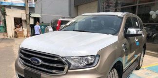 Ford Everest 2018 Titanium 2.0L AT