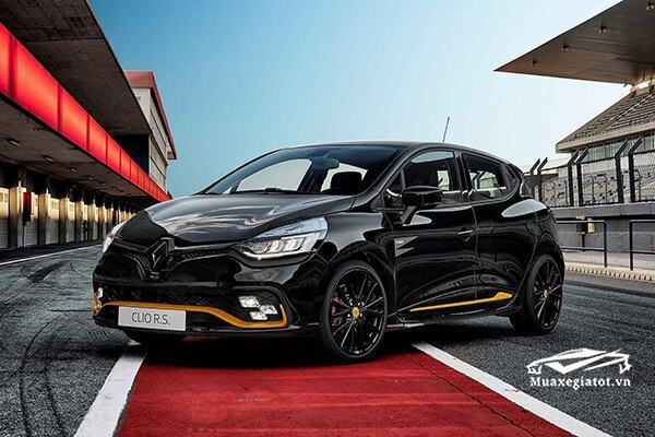 gia xe ranault clio rs