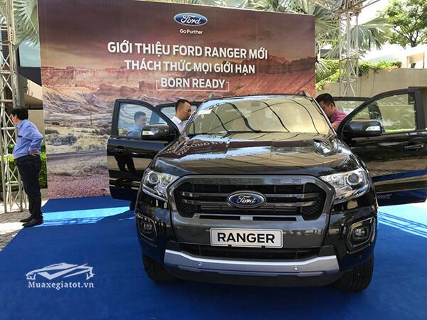 Ford Ranger Wildtrak 2019 2.0 Bi-Turbo 2018-2019 mới