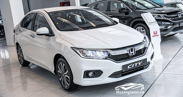 Honda City Top 2019