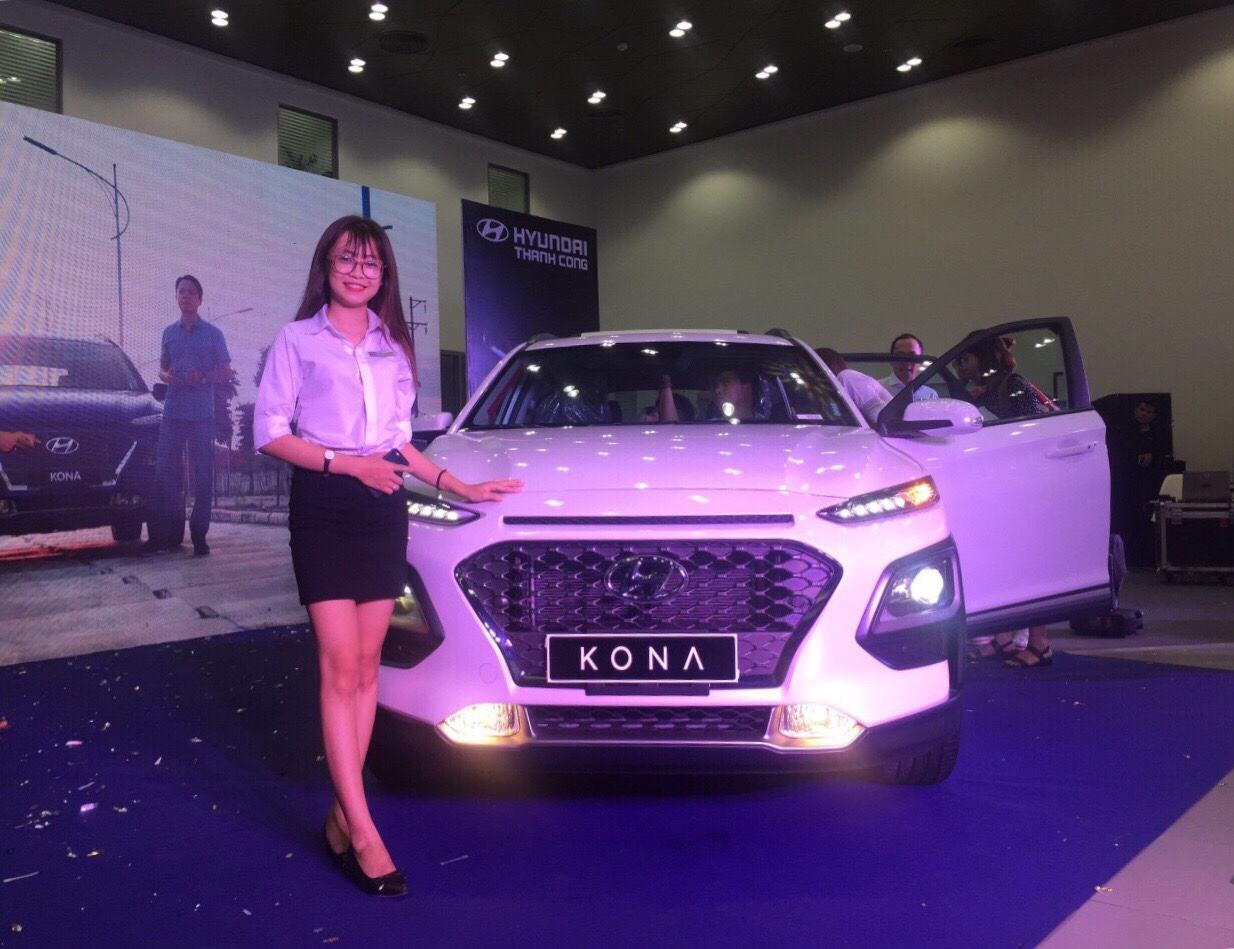 Hyundai Kona 2.0 AT