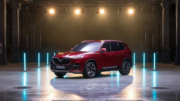 Xe SUV của Vinfast