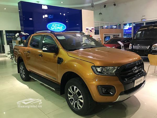 Ford Ranger Wildtrak 2019